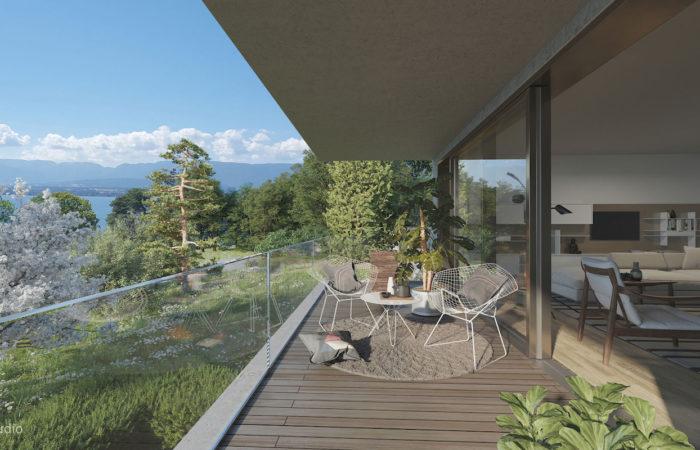 Balcon - Appartement
